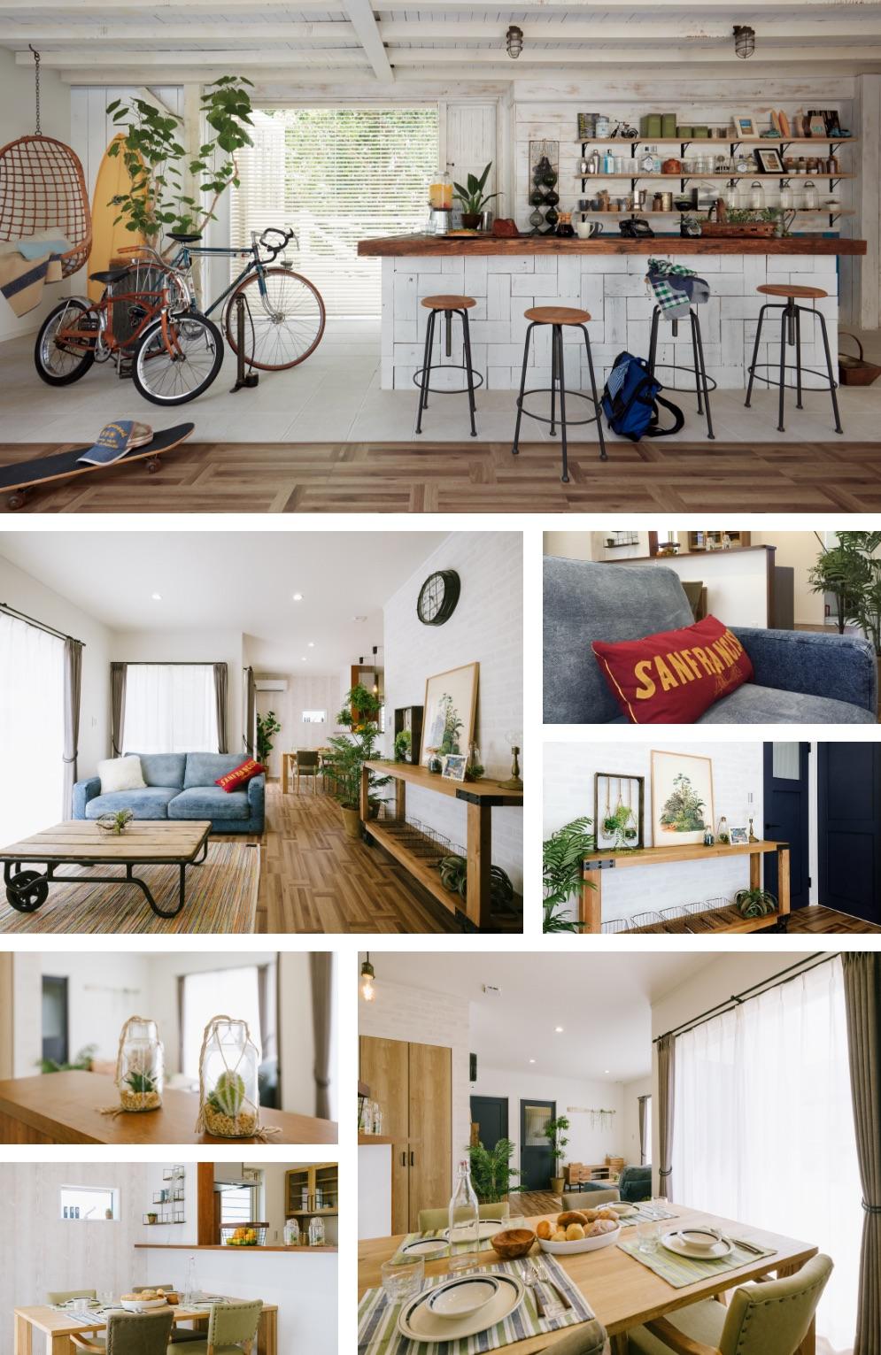 写真:Westcorst-styleの室内イメージ